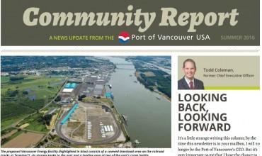 Summer 2016 Community Newsletter