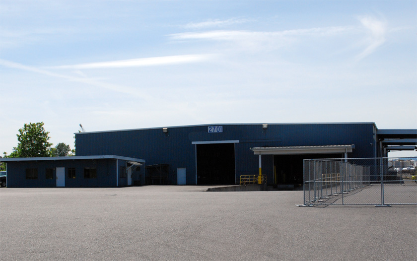 Warehouse space for lease at Port of Vancouver USA - Port ...