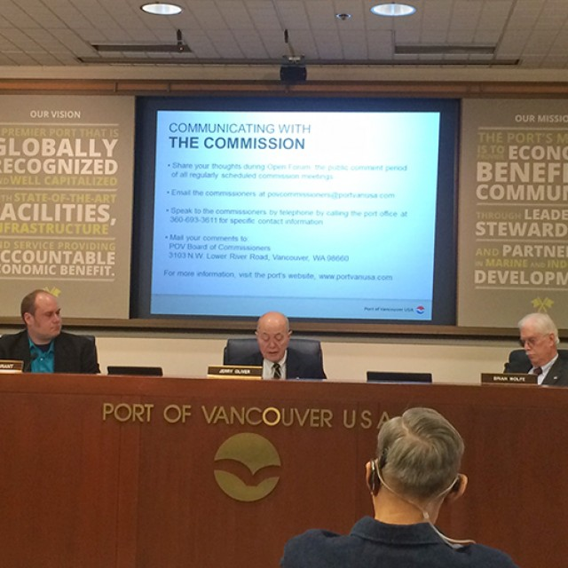 Board of Commissioners strategic planning workshop scheduled for Dec. 14