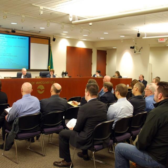 Port of Vancouver strategic plan workshop scheduled for Feb. 15