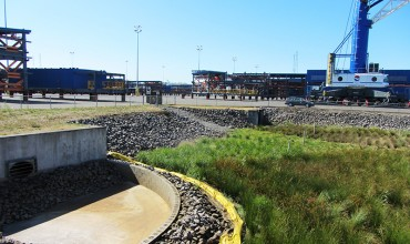 Port staff shares stormwater treatment innovation, success at StormCon