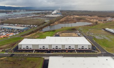 Hawthorne Hydroponics leases POV's new industrial building