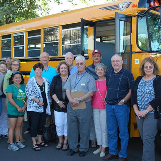 Community embraces Port of Vancouver USA tours