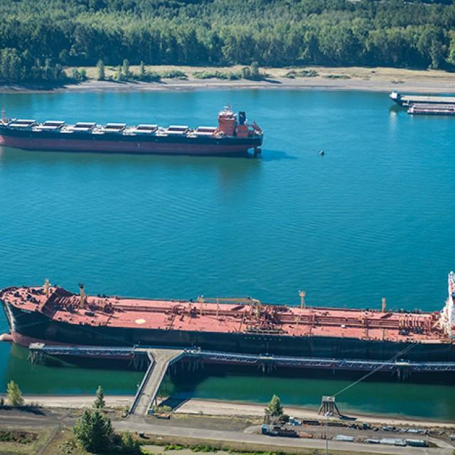 Lower Columbia River Channel Maintenance Plan
