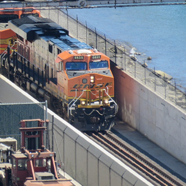 West Vancouver Freight Access